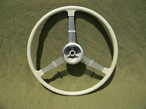 1936 1937 1938 Buick Chevy Packard GM Ford Accessory Banjo Steering Wheel Hotrod