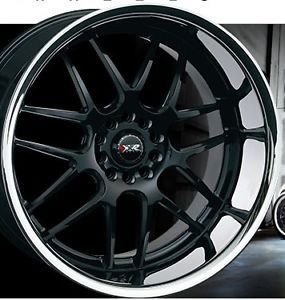 "20"" inch XXR 526 Hundred Dollar Deep Wheels Honda Nissan Toyota"