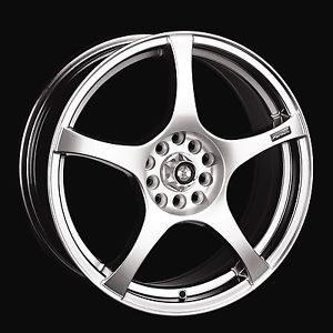 19 RAZE WHEELS RIMS HONDA ACCORD CIVIC INTEGRA SENTRA INFINITI G20