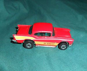 1976 Hot Wheels '57 Chevy Diecast Toy Car Hong Kong