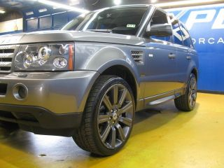 Land Rover Range Rover Sport Supercharged AWD 22 inch Wheels Navigation Xenon