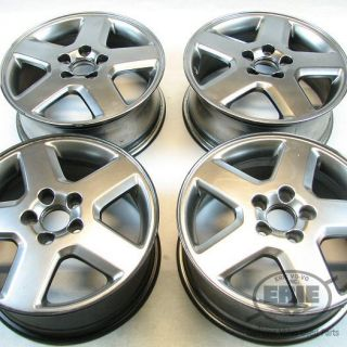Set of 4 Volvo 16x6 5 Clava Alloy Rims Wheels Fits V50 C30 C70 S40 04 12
