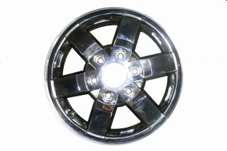 17'' GMC Canyon Chevy Colorado Wheel