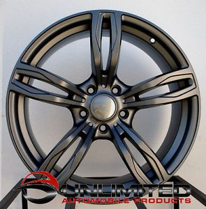 "19"" M5 Style Wheels Rims Fit BMW F30 3 Series 328 335 2012"