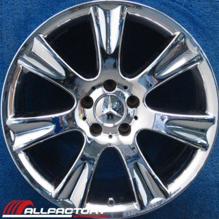 "Mercedes CLS CLS550 18"" Chrome Wheel Rim 85005"