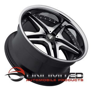 "20"" Vertini Birkkin Staggered Wheels Rims Fit Mercedes SL55 SL65 AMG SL350 SL600"