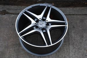 "19"" AMG Style Staggered Wheels Rims Fit Mercedes E320 E350 E500"