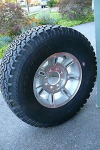 Hummer H2 Wheel Tire Rim Spare Never Used Lt 315 70 R17