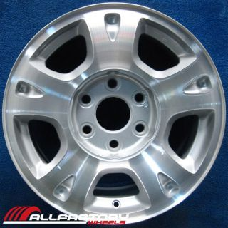 "Chevy Avalanche 1500 17"" 2002 2003 2004 2005 2006 Rim Wheel 5130"