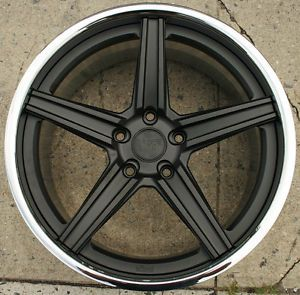 Niche Apex A413 20 x 10 Matte Black Rims Wheels Jeep Grand Cherokee Overland