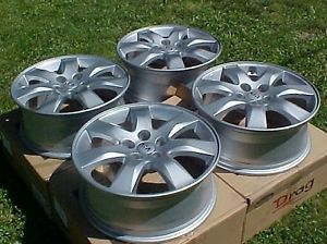 "4 Very Clean Alloy Kia Sorrento 7"" x 17"" Factory Wheels Rims 52910 2P175"