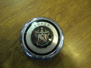 1948 Buick Super Steering Wheel Center Cap