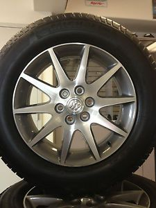 "2013 Buick Enclave 19"" Wheels Tires and Sensors New Takeoffs"