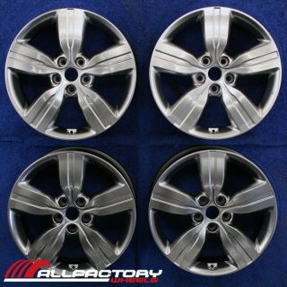 "Kia Sorento 18"" 2011 2012 2013 Factory Wheels Rims Set Four HSS 74664"