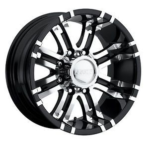 CPP Eagle 197 Wheels Rims 18x9 Fits Chevy GMC Silverado 2500 2500HD Duramax