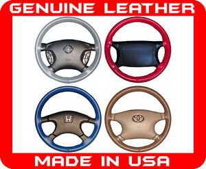 Buick Century Wheelskins Genuine Leather Steering Wheel Cover