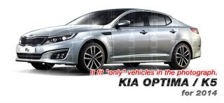 Genuine Parts Fog Light LED Lamp Cover for Kia 2014 Optima K5