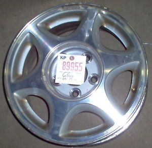 Oldsmobile 97 99 Cutlass Alloy Wheel Rim 1997 1998 1999 6 SK Original 89955