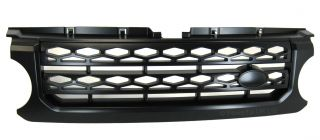 Black style front grille upgrade kit for Land Rover Discovery 4 LR4 santorini
