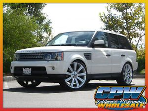 "24"" inch Wheels and Tires Package Land Rover Range Rover Sport LR3 LR4 Rims New"