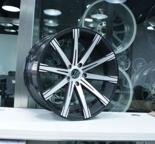 "20"" Inovit Revolve New Alloy Wheels Rims Silver Land Rover Ford"