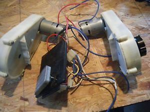 Power Wheels Hummer 12 Volt Motors 19T Gearboxes Power Wheels Jeep Parts
