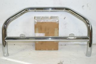 Westin Safari Light Bar Chrome 93 98 Jeep Grand Cherokee ZJ