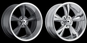 "18"" Torque Thrust Wheels Pontiac Ford Dodge Chevrolet"
