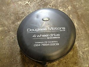 Land Rover Discovery 1 Spare Wheel Cover for 16 inch Wheels