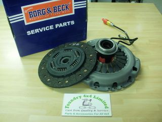 Land Rover Freelander 1 TD4 Complete Clutch Kit