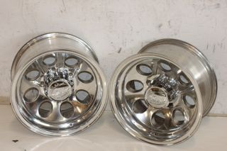 2 ion Alloy 171 Wheels 15x8 5x5 5 76 86 Jeep CJ CJ 5 CJ 7 CJ 8