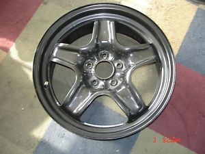 "Chevy Malibu Pontiac G6 Saturn Aura 17"" Factory Stock Steel Wheel Rim 8075"