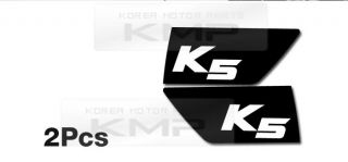 Side Point Lettering Point Black Decals Stickers Fit Kia 2011 2013 Optima K5