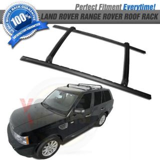 06 11 Land Rover Range Rover HSE Roof Rack OE Factory Style Black