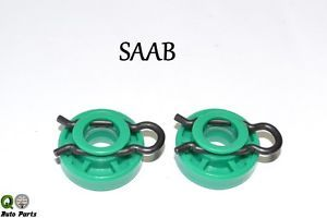 Saab 900 9 3 9 5 Front Window Regulator Roller Set of 2 Pro Parts Sweden New