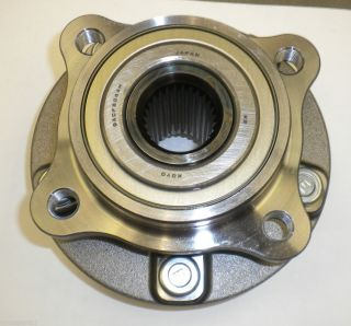 Front Wheel Hub Bearing Assy 3000gt GTO VR4 AWD Genuine Mitsubishi Part