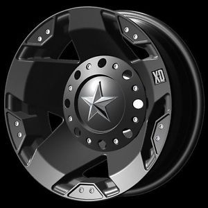 XD Series Rockstar Wheels, Tires & Parts