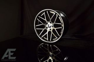 20 inch BMW 745i 745LI 760i 760LI Wheels Rims and Tires Magic Machined