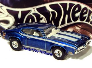 2001 Hot Wheels Treasure Hunt 9 Olds 442