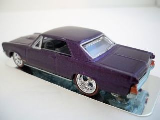 Hot Wheels Ultra Hots '65 GTO Metallic Purple L0499 Mint Condition