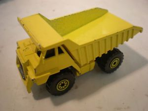 Hot Wheels Mattel Inc 1979 Dump Truck