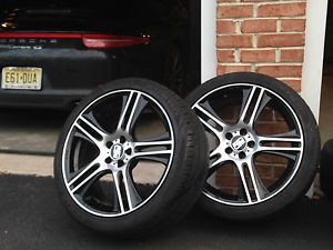 "Set of 5 18"" MSW by O Z 5x100 Wheels Rim Audi TT Jetta Passat Golf WRX BRZ Fr S"