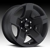 20 inch 20x9 Method Race Fat Five Black Wheels Rims 6x135 18 F150 6 Lug