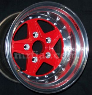 Porsche 911 Modello oz 7 x 15 Forged Racing Wheel