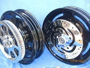 Harley Air Strike Touring Wheels FLHX FLH Ultra Outrite Sale Glide Electra