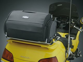 Kuryakyn 4142 Touring Trunk Rollbag for Harley Metric