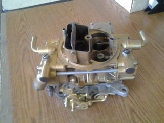 Holley Motorcraft Rebuilt Carburetor 4 Barrel 50174 1 Ford Van Truck Motor Home