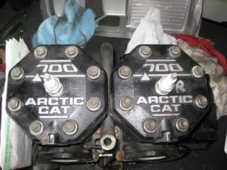 1994 Arctic Cat ZR700 Engine Wiseco Big Bore Kit