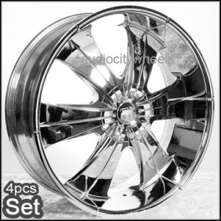 22 inch Wheels Rims Chevy Ford Cadillac RAM Tahoe H3
