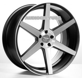 "22"" Z84 BM for BMW Wheels and Tires Rims 5 6 7 Series 645 650 745 750 760 M5"